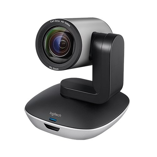 Logitech PTZ webcam
